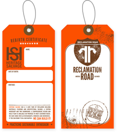 Resale Shop Tags