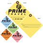 Custom Baggage Hang Tag - Prime Travel