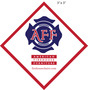 Custom 4 Color Hang Tag - American Firehouse Furniture