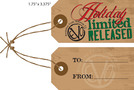 Custom 4 Color Hang Tag - Evolution Craft Brewing