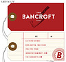 Custom 4 Color Hang Tag - Bancroft Chophouse