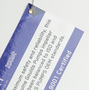 Laminated Hang Tags for Goulds Pumps - St. Louis Tag