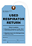 Used Respirator Return Tag – U.S. Government Publishing Office