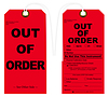Out of Order Tag – U.S. Government Publishing Office