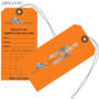 Brownley Backflow Inspection Tag