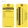 Jack Edmondson Backflow Inspection Record Tag