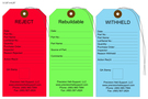 FAA Inspection Tags - Precision Heli-Support LLC