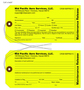 FAA Inspection Tags - Mid Pacific Aero Services LLC