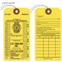 CR Fire Line Inspection Tag