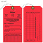 Verizon – Fire Extinguisher Inspection Tag