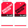 Custom Printed Discount Tags from St. Louis Tag