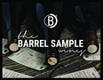 Barrel Sample Growler & Tags