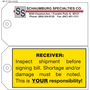Custom Shipping Tag - Schaumburg Specialties