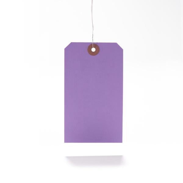 Blank Hang Tags Manila Colors Paper Vinyl Tyvek