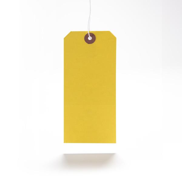 Blank Hang Tags - Manila, Colors, Paper, Vinyl, Tyvek ...