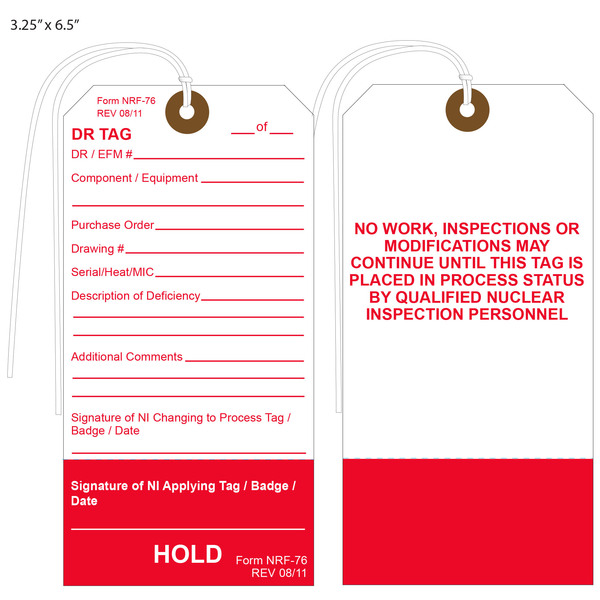 Custom Printed Hanging Hold Tags | St  Louis Tag