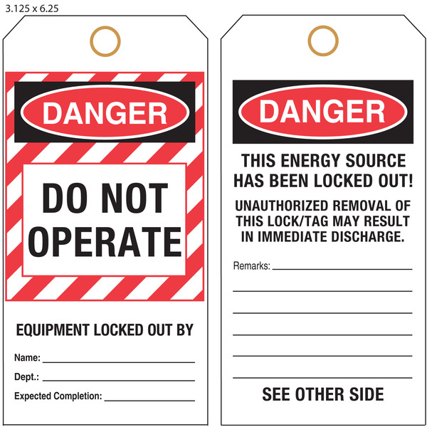 Lockout/Tagout Training: Are You in Compliance? - NSC