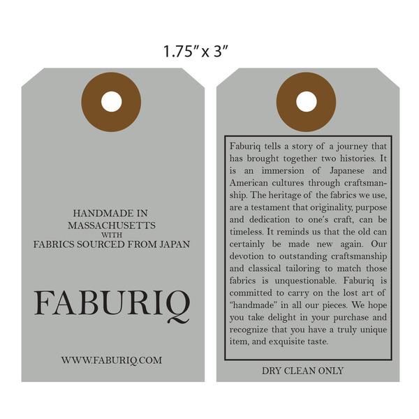 Custom Apparel Garment Clothing Hang Tags St Louis Tag