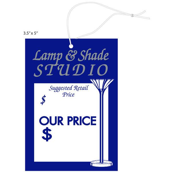 Custom Printed Furniture Hang Tags St Louis Tag