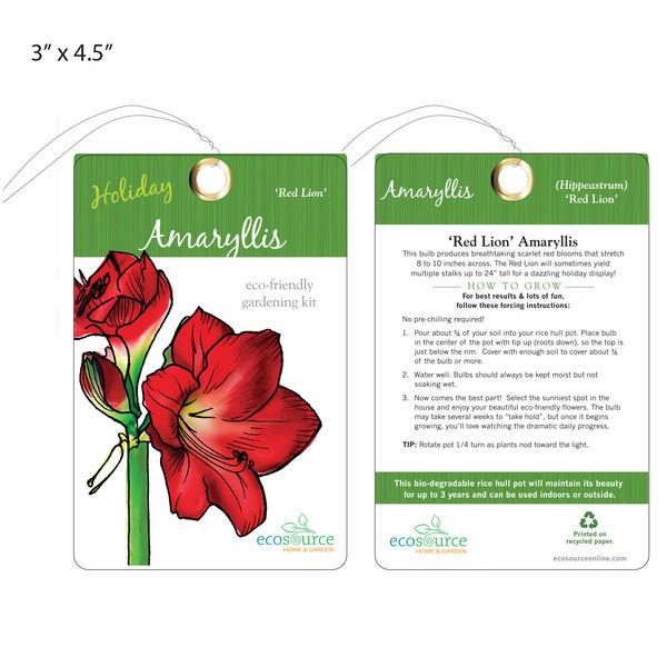 Custom Printed Floral Florist Shop Hang Tags St Louis Tag