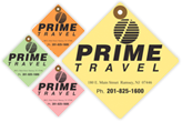 Custom Printed Travel Tags